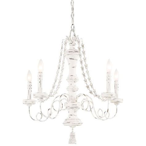 kronleuchter shabby chic shabby chic chandeliers 10 ways to light up your