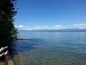 Flathead Lake rv a gogo flathead lake montana
