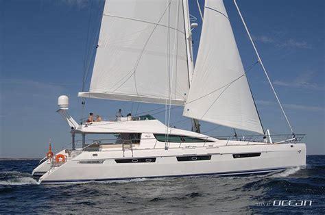 catamaran sailing license charter luxury catamaran caribbean lady alliaura
