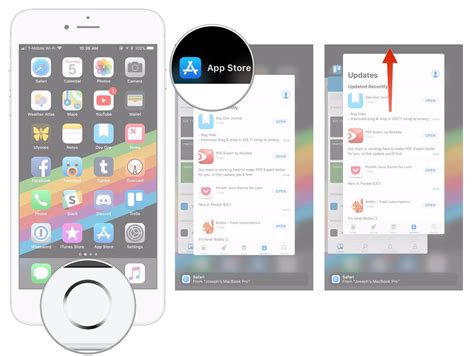 Click Home Button by How To Kill Or Quit Apps On Your Iphone Or Imore