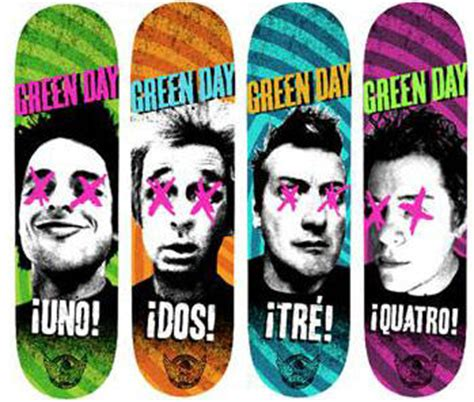 Kaos Band Rock Green Day Uno Dos Tre Gd16 greenday net the official fansite
