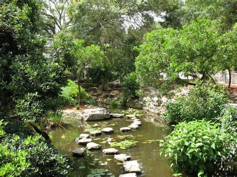 Zilker Botanical Gardens Panoramio Photo Of Zilker Botanical Garden Japanese Garden