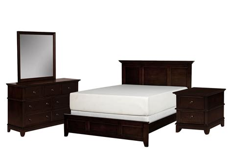 living spaces bedroom furniture dalton california king 4 bedroom set living spaces