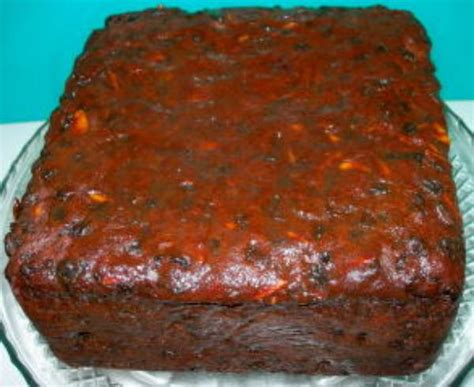 Christmas fruits cake recipe   Photo recipes