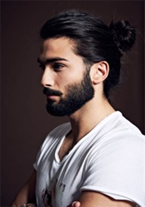tying up hair for men opinions on men with long hair long hair tied back