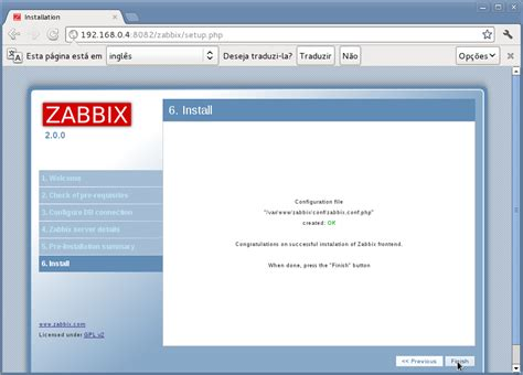 tutorial zabbix 3 tutorial de migra 231 227 o do zabbix 1 8 para zabbix 2 0 no