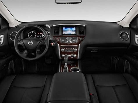 2016 Nissan Pathfinder Review Interior Relese Date Price