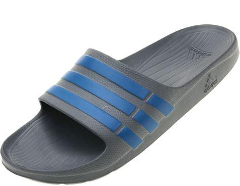 Sandal Adidas Duramo Slide Hitam Flip Flop Sendal Fashion new mens unisex womens adidas duramo slide flip flops