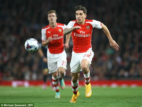 arsenal right back hector bellerin can be arsenal s right back for many years