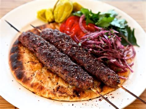 best turkish kebab adana kebabs ground kebabs recipe serious eats
