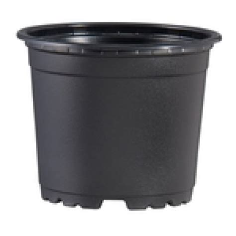 small pots small packs of modiform black container pots 1ltr 1 5ltr