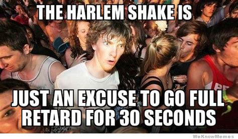 Meme Harlem Shake - funny dance off memes