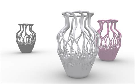 3d Vase by 3d Printed Vase F O R T H E H O M E