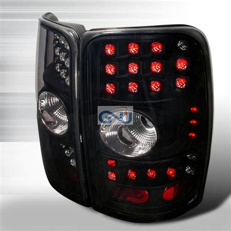 Led Gmc 32 25 best images about gmc yukon accessories on halo wheels and gray