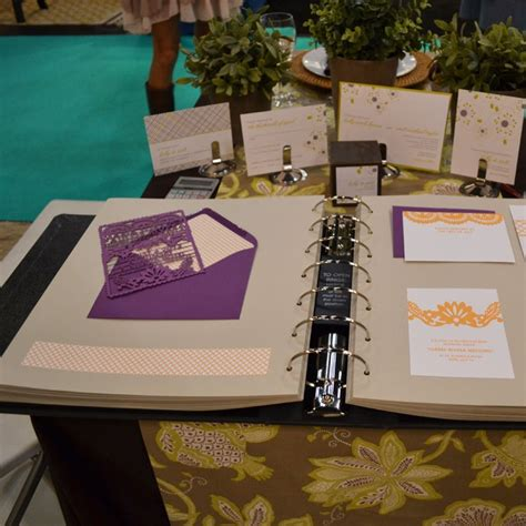 wedding stationery store genius display of invitation suite design inspiration
