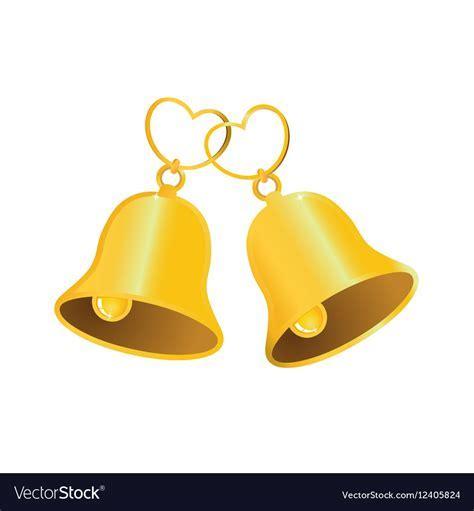 Golden Wedding Bells Images   Images HD Download