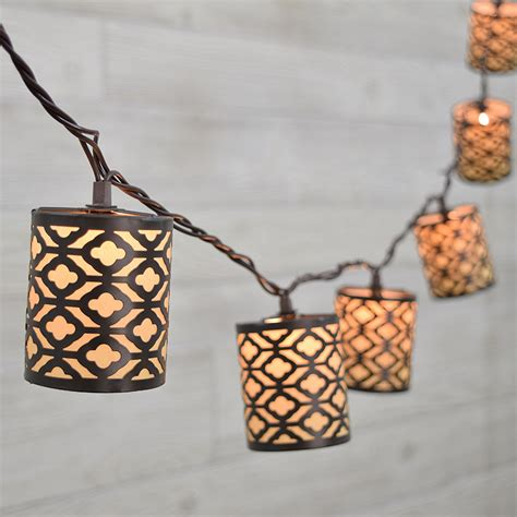 Decorative String Lights For Patio Best Acv V M Led Decorative String Lights For Patio
