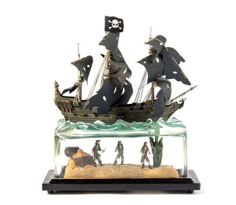 Black Pearl Limited Edition limited edition black pearl figure