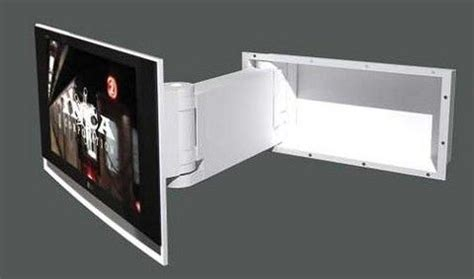 remote controlled wall mount system for your flat screen