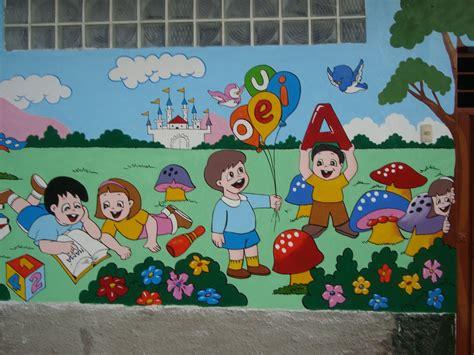 imagenes infantiles murales imagenes de murales educativos fotos para rpsendra