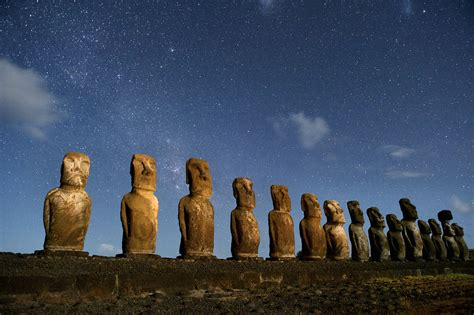 Top 8 Places To This Easter by Easter Islanders Weapons Were Deliberately Not Lethal
