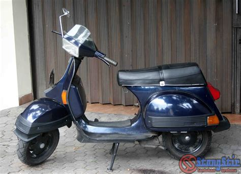 Modifikasi Vespa 79 by Koleksi 79 Modifikasi Motor Vespa Racing Terbaru