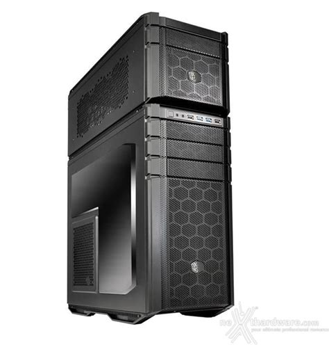 Uno Stackers 1 in arrivo i cooler master haf stacker series