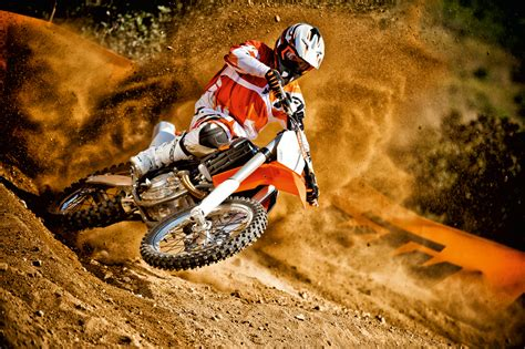 Motor Cros Ktm Hd Motocross Ktm Backgrounds Wallpapercraft