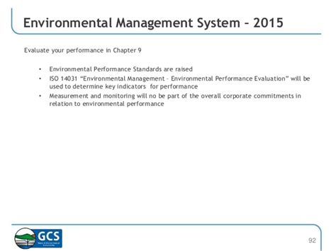 Chapter 92 Braking System Components And Performance Standards Environmental Management Systems Iso 14001