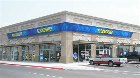 blockbuster at home plans blockbuster fades out but some zombie stores will live on