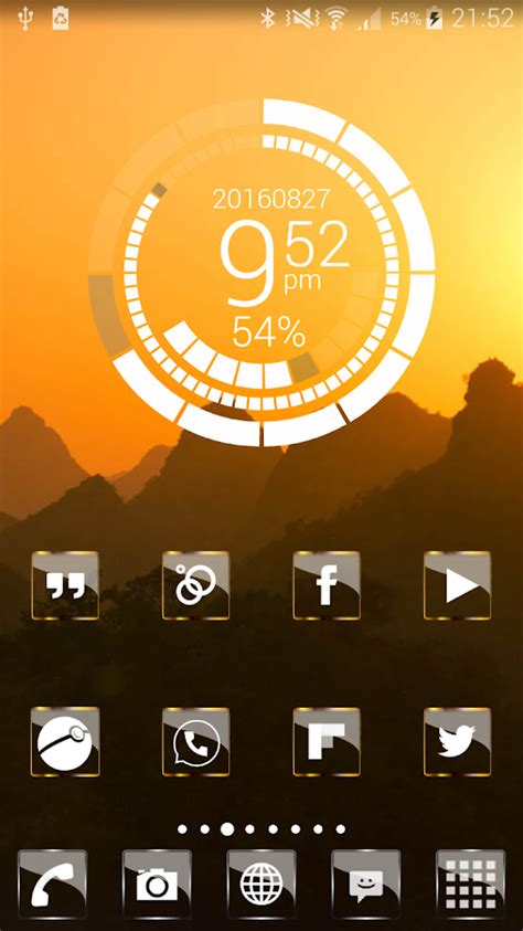 nova launcher themes google play golden glass nova launcher theme icon pack android apps