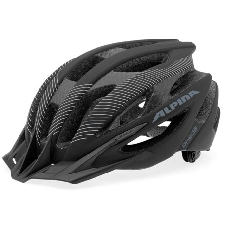 fahrradhelm schwarz matt bild pheos l e fahrradhelm matt schwarz 2012