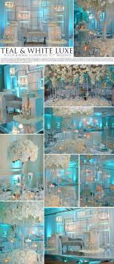 Design House Decor Com by Icy Teal White Amp Silver Wedding 187 Design House Decor