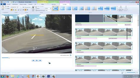 windows live movie maker tutorial 2014 movie maker 2014 auto pel 237 cula automovie tutorial