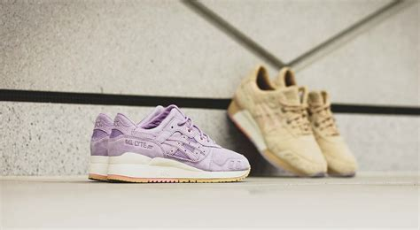 Premium Quality Asics Gel Lyte Iii Exploration Pack asics x clot gel lyte iii pack detailed look closer look