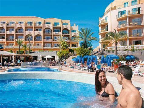 dunas mirador hotel gran canaria all inclusive naar de canarische eilanden voor 616