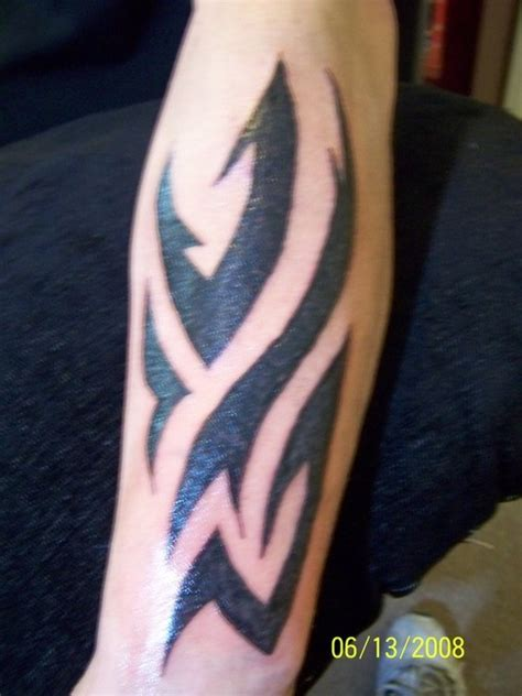 tribal tattoos lower arm tribal lower arm picture at checkoutmyink