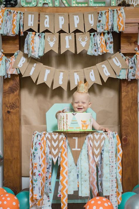 High Chair Birthday Decorations » Home Design 2017
