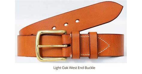 Handmade Belts Uk - 1 190 quot classic handmade leather belt finest quality custom