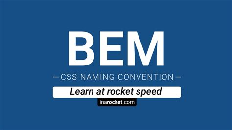 css layout naming convention inarocket com learn at rocket speed