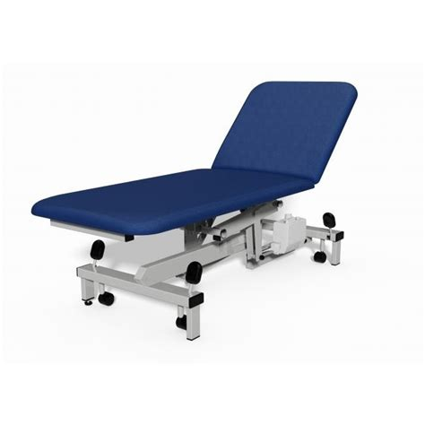 electric examination couch plinth 2000 2 section examination couch electric