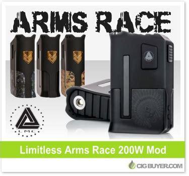 Promo Garskin Mod Vapor Limitless 200w Box Mod Spyder Free Custom limitless arms race 200w box mod only 49 99 cig
