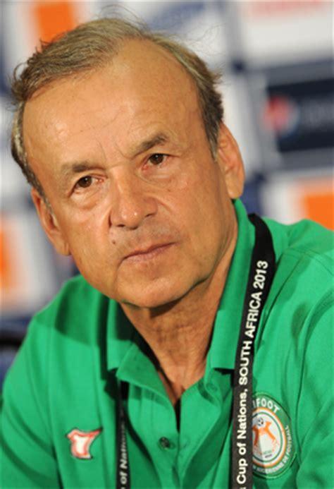 rohr in line to be new nigeria coach vanguard news