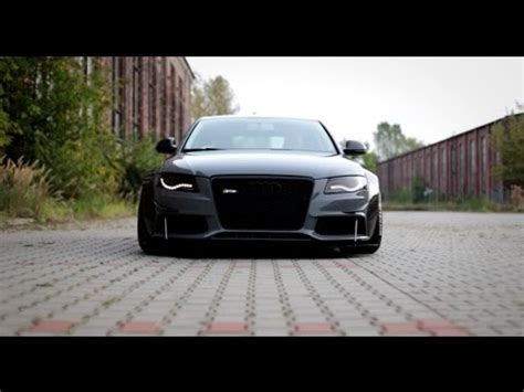 air ride equipped audi a8l on ag wheels built by eurowi
