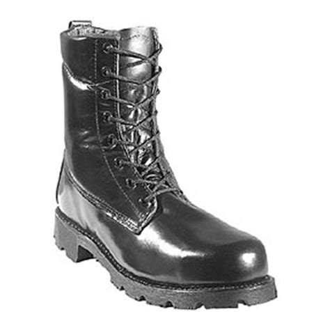 thorogood safety toe zipper station boot