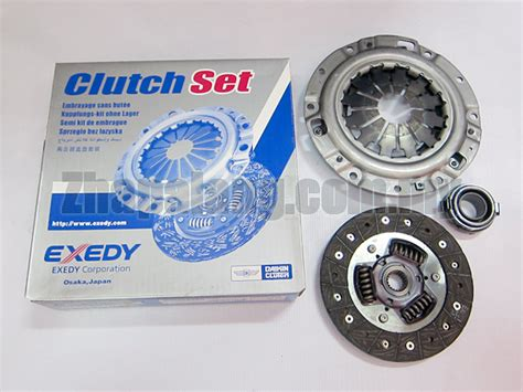 Clutch Set by Exedy Standard Clutch Set For Perodua Kelisa Kenari
