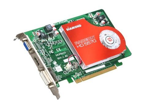 Vga Card Hd 5570 1gb Ddr3 128 Bit Vgastore 5570pe31g Radeon Hd 5570 1gb 128 Bit