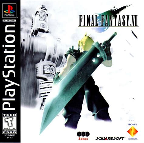 emuparadise final fantasy final fantasy vii ntsc u disc1of3 iso