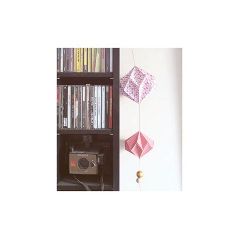 Tuto Suspension Origami by Tuto R 233 Aliser Une Suspension Style Origami Par Mymy Cracra