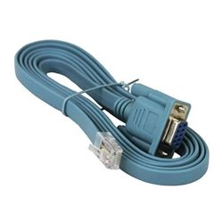 Kabel Router Rj45 To Serial Db9 9 Pin Rs232 Port Cbl Db9 By Wahacc 1 72 3383 01 cisco rollover console cable blue db9 to rj45 6